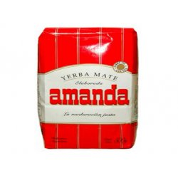 Amanda Yerba Mate Traditional