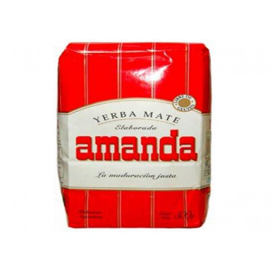 Amanda Yerba Mate Traditional