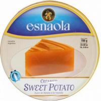 Dulce de Batata - Sweet Potato - Esnaola 700g