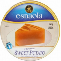 Esnaola sweet potato paste 700g