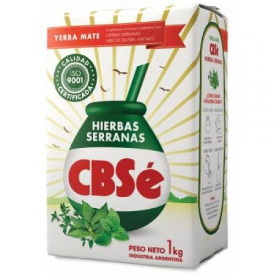 CBSE Hierbas Serranas x1kg