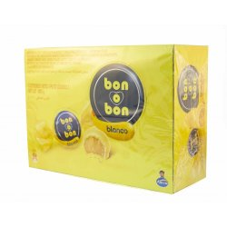 Box of Bon o bon White 450 gr