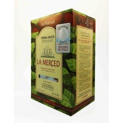 La Merced Yerba Mate Barbacua