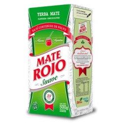 Mate Rojo Suave Yerba Mate1 Kg