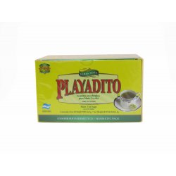 Playadito yerba mate en tea bags
