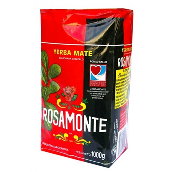 Rosamonte Normal Yerba Mate