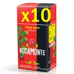 Rosamonte normal CARTON 10 x 1KG