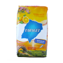 Taragui Oriental Orange