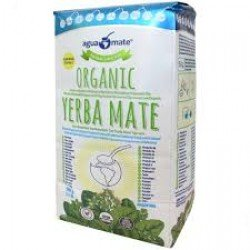 Aguamate Organic yerba mate with stems