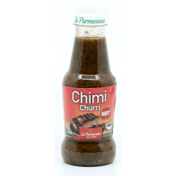 LA PARMESANA CHIMICHURRI SAUCE HOT 300ML