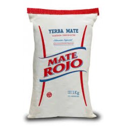 Mate Rojo Linen Bag 250g
