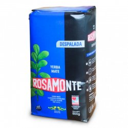 Rosamonte Yerba mate pure leaves 500g