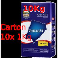 Taragui Classic (Pure Leaf) CARTON 10x 1Kg