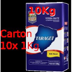 Taragui Pure Leaf CARTON 10x 1Kg